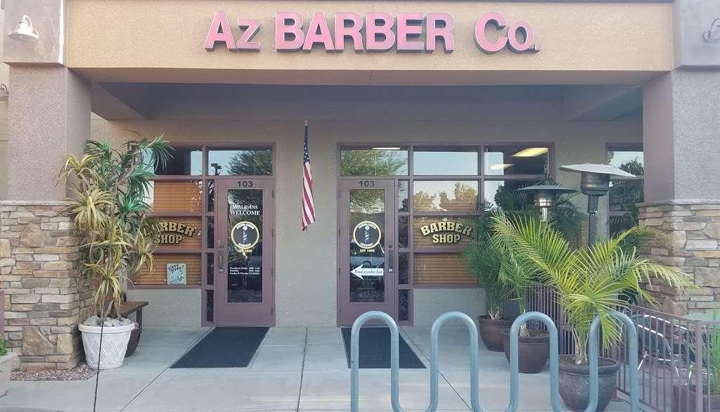 Arizona Barber Co - hair care  | Photo 2 of 10 | Address: 8880 E Vía Linda # 103, Scottsdale, AZ 85258, USA | Phone: (480) 860-4650