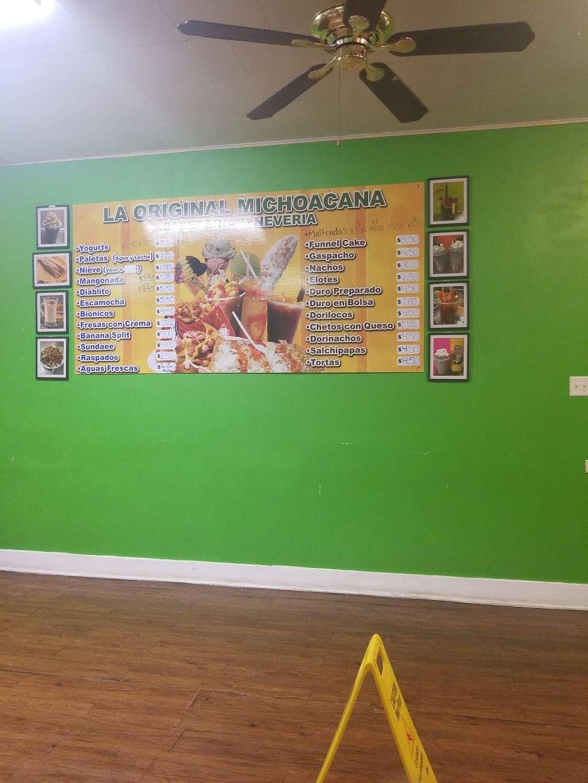 La Original Michoacana - store  | Photo 3 of 4 | Address: 9800 S Escanaba Ave, Chicago, IL 60617, USA | Phone: (773) 899-3411