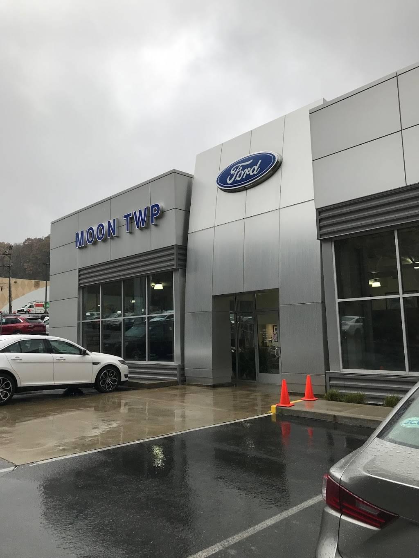 Moon Township Ford - car dealer  | Photo 1 of 6 | Address: 5304 University Blvd, Coraopolis, PA 15108, USA | Phone: (412) 269-2255