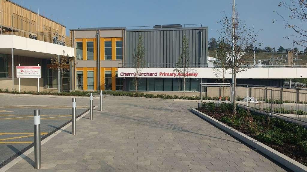 Cherry Orchard School - school  | Photo 1 of 1 | Address: Ebbsfleet Valley, Swanscombe DA10 1AJ, UK