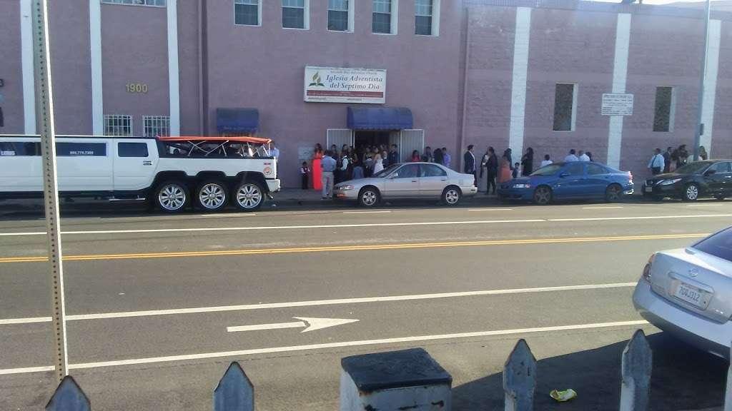 Ebenezer Iglesia Adventista del Septimo Dia - church  | Photo 6 of 10 | Address: 1900 W 48th St, Los Angeles, CA 90062, USA