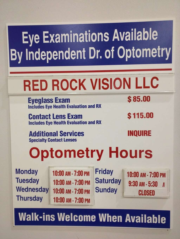 Red Rock Vision - health  | Photo 1 of 1 | Address: 801 S Pavilion Center Dr, Las Vegas, NV 89144, USA | Phone: (702) 562-2236