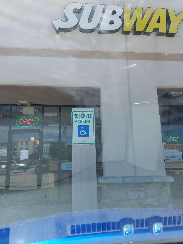 Subway Restaurants - restaurant  | Photo 4 of 5 | Address: 7599 Garth Rd, Baytown, TX 77521, USA | Phone: (281) 421-4040