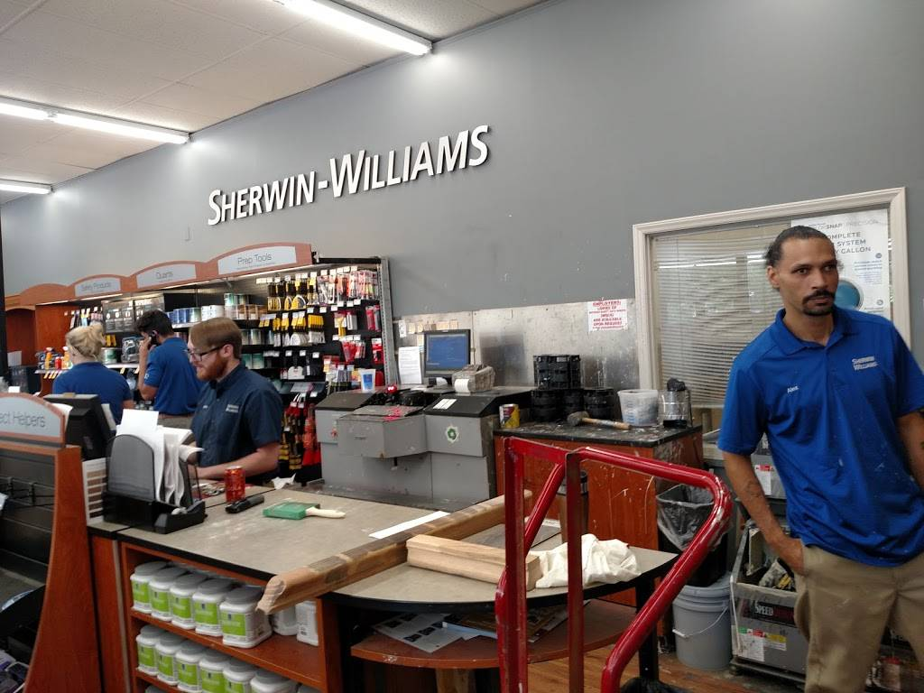 Sherwin-Williams Paint Store - home goods store  | Photo 3 of 5 | Address: 1507 E Franklin St, Chapel Hill, NC 27514, USA | Phone: (919) 968-4435