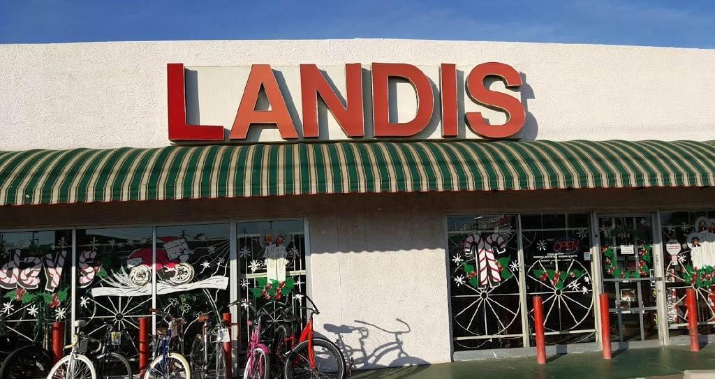 Landis Cyclery - bicycle store    Photo 1 of 10   Address: 712 W Indian School Rd, Phoenix, AZ 85013, USA   Phone: (602) 264-5681