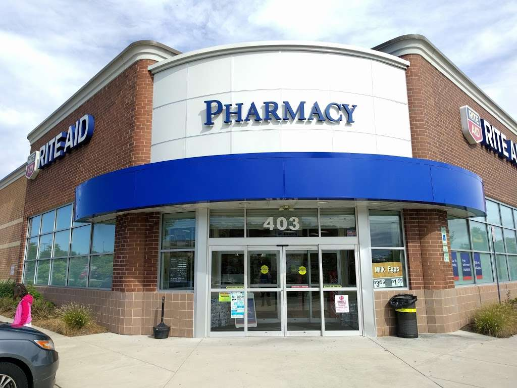 Rite Aid - convenience store  | Photo 2 of 6 | Address: 403 George Clauss Blvd, Severn, MD 21144, USA | Phone: (410) 424-4501