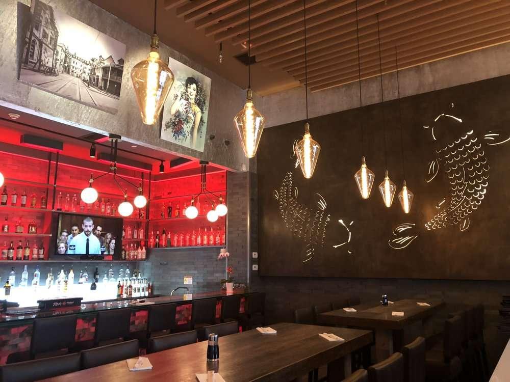 Buddha Asian Bistro - restaurant  | Photo 6 of 10 | Address: 55 Hamilton St, Dobbs Ferry, NY 10522, USA | Phone: (914) 274-8348