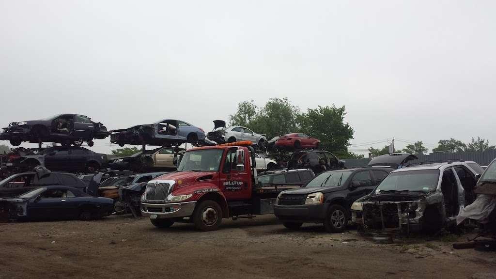 Hilltop Auto Salvage - car repair    Photo 2 of 5   Address: 4157 Boston Rd, Bronx, NY 10466, USA   Phone: (718) 324-0706
