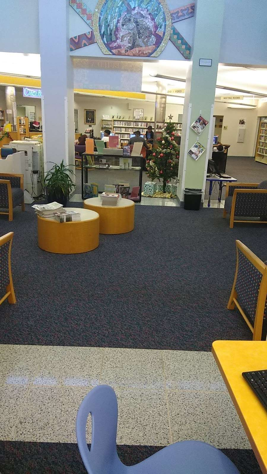 Carver Ranches Library - library  | Photo 7 of 10 | Address: 4735 SW 18th St, West Park, FL 33023, USA | Phone: (954) 357-6245