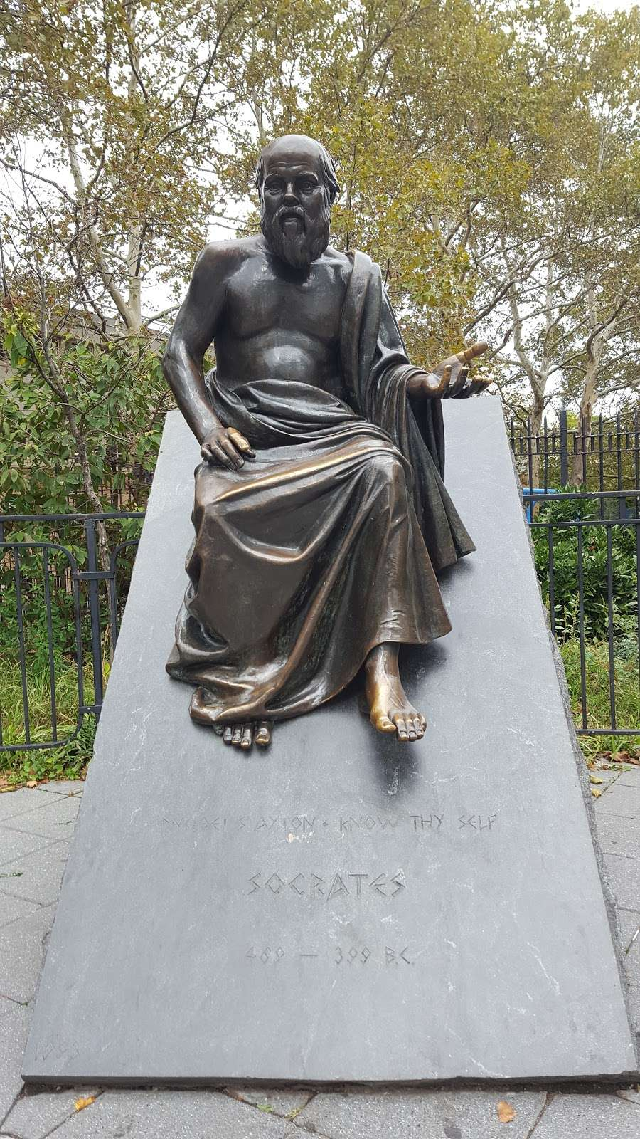 Athens Square - park  | Photo 5 of 10 | Address: 30th St & 30th Ave, Astoria, NY 11102, USA