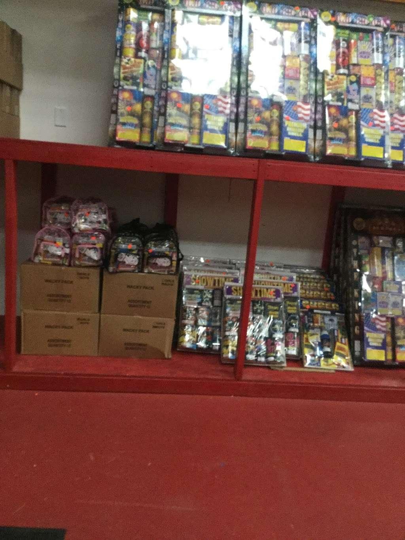 Lightning Fireworks - store    Photo 1 of 9   Address: 9401 Melton Rd, Gary, IN 46403, USA   Phone: (312) 502-2987