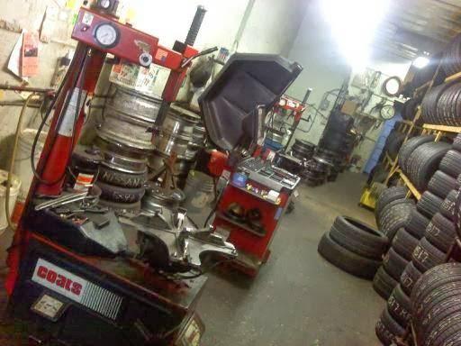 Rush Auto Tire Shop - car repair    Photo 2 of 10   Address: 1263 Atlantic Ave, Brooklyn, NY 11216, USA   Phone: (347) 533-8054