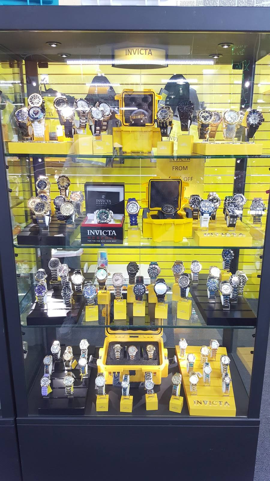 Kingdom Of Watches - jewelry store  | Photo 2 of 9 | Address: 5811 West Irlo Bronson Memorial Highway Booth 211- 214, Kissimmee, FL 34746, USA | Phone: (407) 777-0207