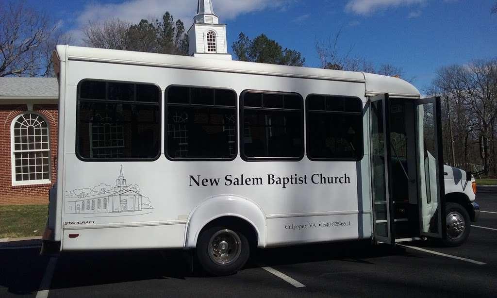 New Salem Baptist Church - church  | Photo 4 of 4 | Address: Boston, VA 22713, USA | Phone: (540) 825-6614