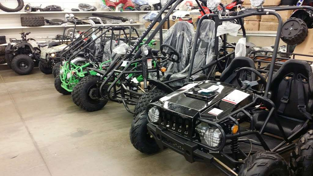 Atv Distributor LLC - store  | Photo 6 of 10 | Address: 7007 E 88th Ave J2, Henderson, CO 80640, USA | Phone: (720) 394-0414