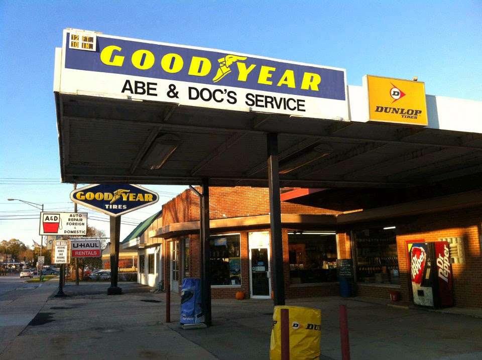 Abe & Docs Goodyear Service - moving company    Photo 3 of 10   Address: 108 S Batavia Ave, Batavia, IL 60510, USA   Phone: (630) 879-5010