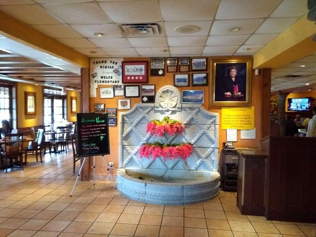 Original Napoli Restaurant Houston Tx