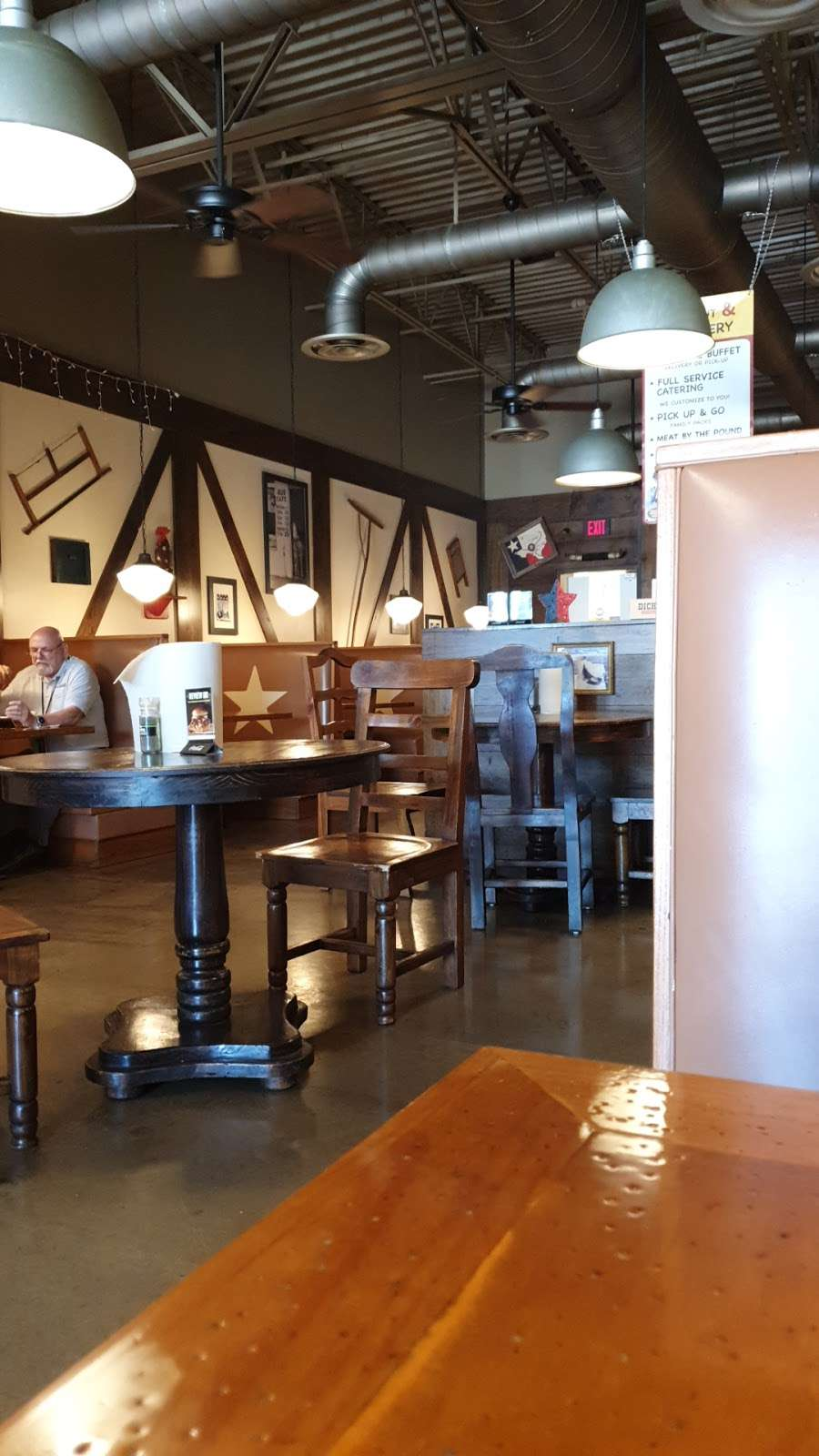 Dickeys Barbecue Pit - meal delivery    Photo 9 of 9   Address: 3220 E Hebron Pkwy, Carrollton, TX 75010, USA   Phone: (972) 307-1100