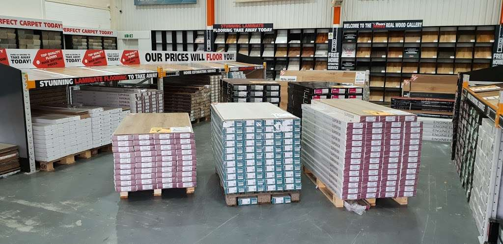 Floors Today - home goods store  | Photo 1 of 5 | Address: Unit 41 Yardley Park, Miles Gray Rd, Basildon SS14 3GN, UK | Phone: 01268 813009