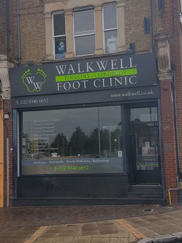 Walkwell Foot Clinic Ltd Finchley - spa  | Photo 5 of 10 | Address: 437 High Rd, London N12 0AP, UK | Phone: 020 8346 6652