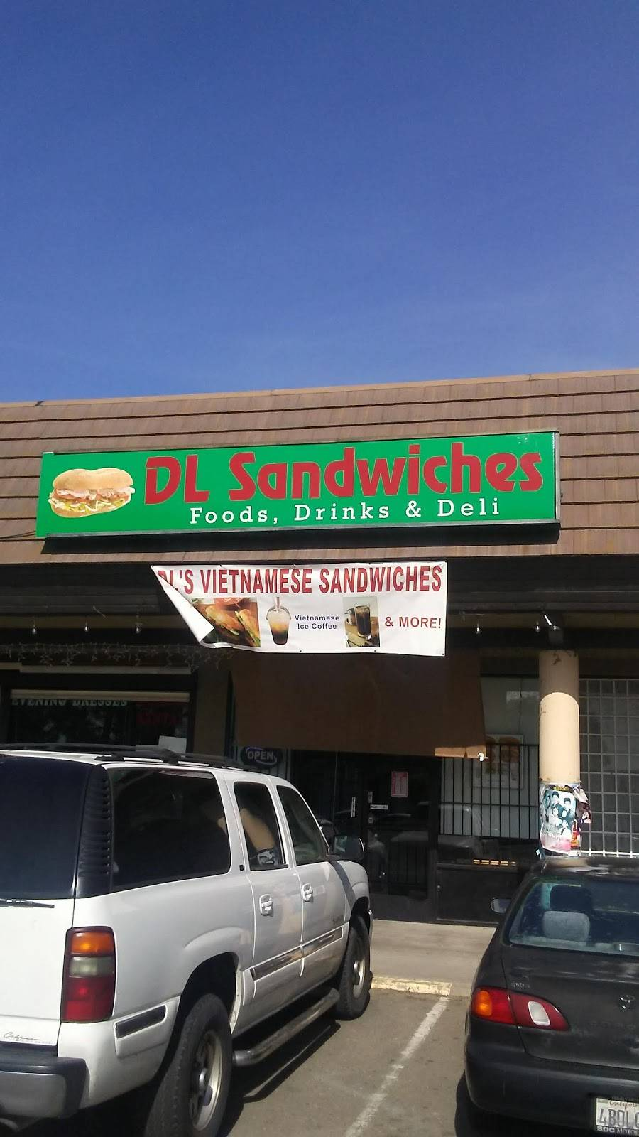 DL Sandwiches - restaurant  | Photo 3 of 10 | Address: 7912 N El Dorado St, Stockton, CA 95210, USA | Phone: (209) 451-4295