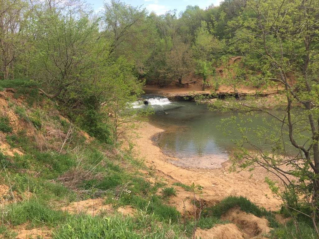 Wilkey Waterfall - park  | Photo 1 of 5 | Address: Lawrence, KS 66047, USA