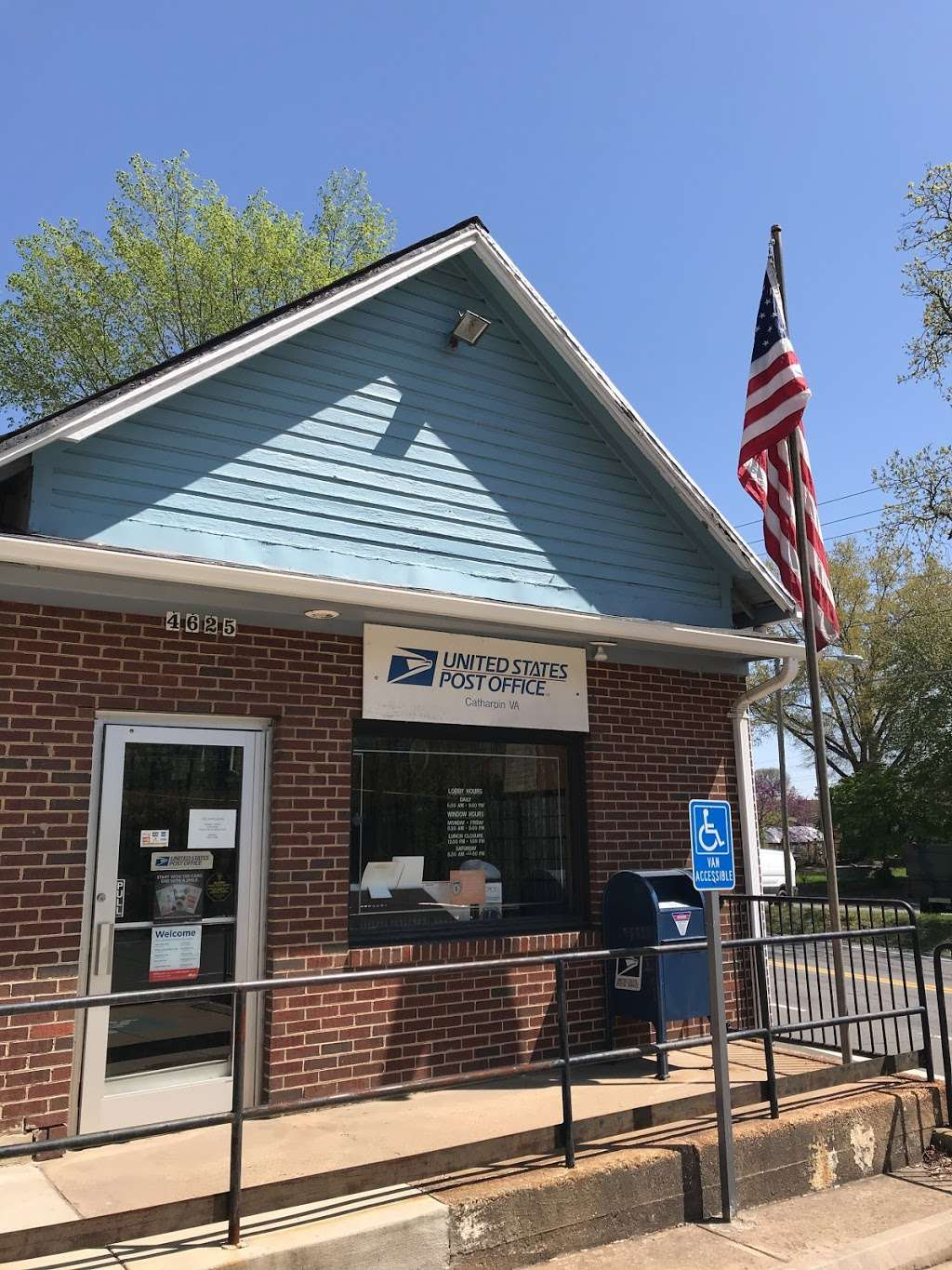 United States Postal Service - post office  | Photo 1 of 7 | Address: 4625 Sudley Rd, Catharpin, VA 20143, USA | Phone: (800) 275-8777