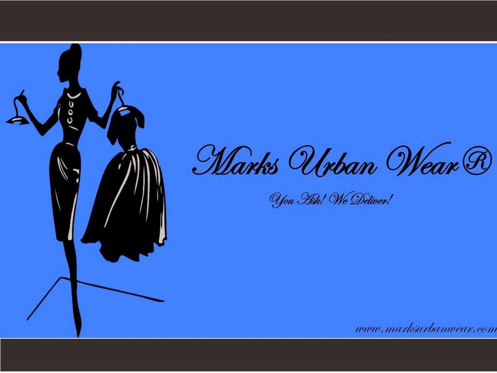 Marks Urban Wear® - clothing store  | Photo 9 of 9 | Address: 0954, 1281 SW 46th Ave APT 2505, Pompano Beach, FL 33069, USA | Phone: (931) 319-4784