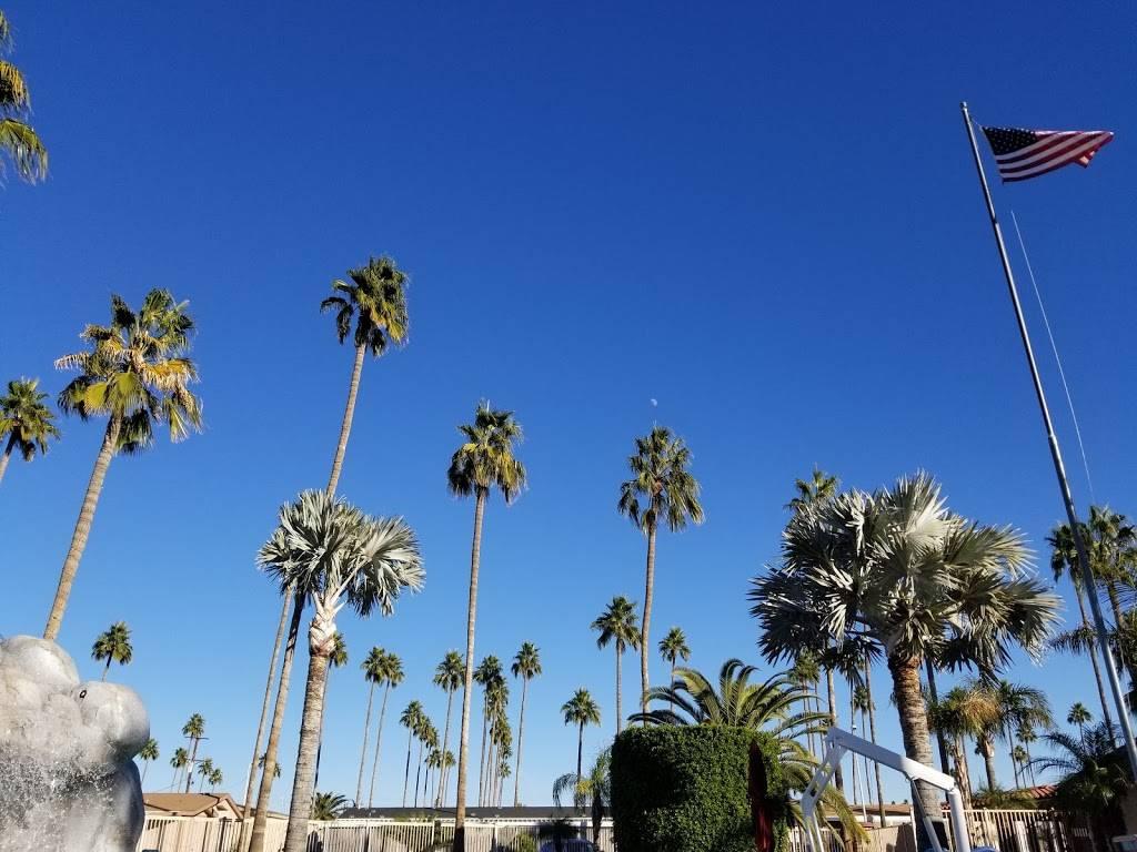 Palm Gardens 55+ Manufactured Housing Community & Mobile Home Pa - campground  | Photo 2 of 5 | Address: 2929 E Main St, Mesa, AZ 85213, USA | Phone: (480) 832-0290