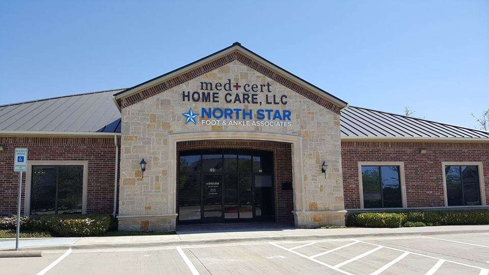 North Star Foot & Ankle Associates - doctor  | Photo 2 of 9 | Address: 6550 Naaman Forest Blvd #200, Garland, TX 75044, USA | Phone: (972) 480-0072