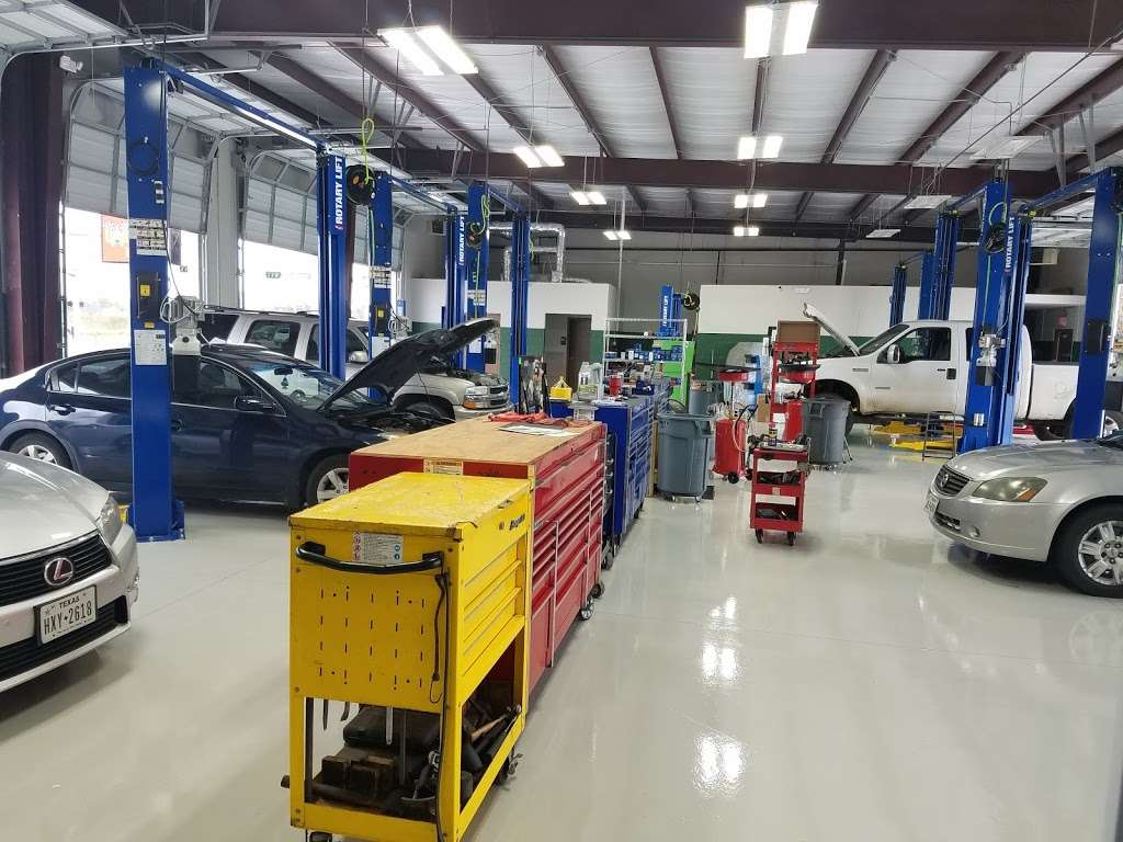 US auto Center - car repair  | Photo 3 of 10 | Address: 20203 Farm to Market Rd 529, Cypress, TX 77433, USA | Phone: (281) 815-3738