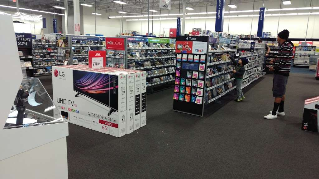 Best Buy - electronics store  | Photo 1 of 10 | Address: 123 E Orangefair Mall, Fullerton, CA 92832, USA | Phone: (714) 447-7939