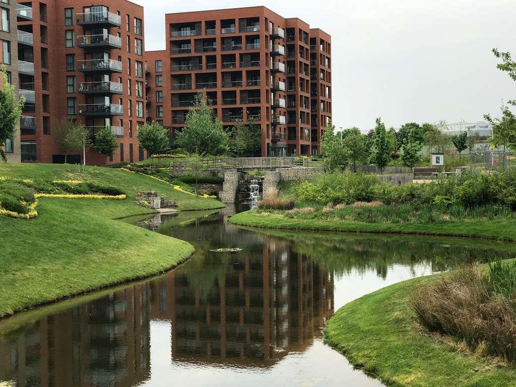 Cator Park - park  | Photo 9 of 10 | Address: Kidbrooke Park Rd, London SE3 9PG, UK