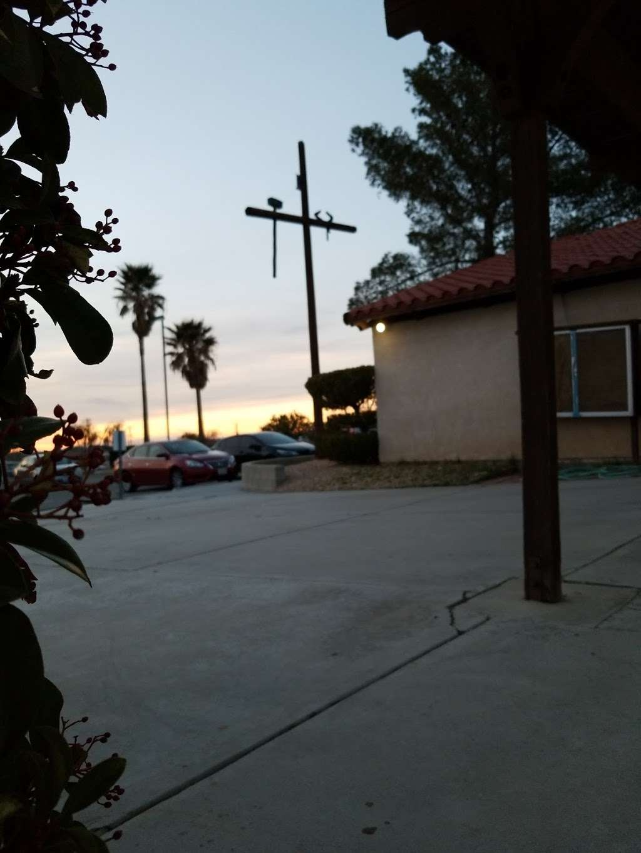 St Philip Neri Catholic Church - church  | Photo 6 of 7 | Address: 25333 3rd St, Barstow, CA 92311, USA | Phone: (760) 253-5412