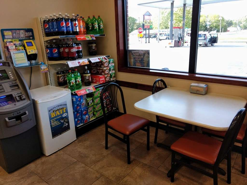 Caseys - gas station    Photo 7 of 10   Address: 9011 E 00 N S, Greentown, IN 46936, USA   Phone: (765) 628-7422