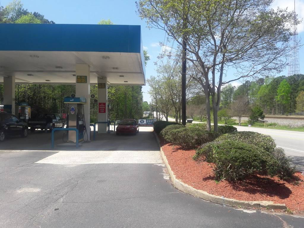 Sky Food Mart (VALERO) - gas station  | Photo 1 of 7 | Address: 880 E Chatham St, Cary, NC 27511, USA | Phone: (919) 465-0077