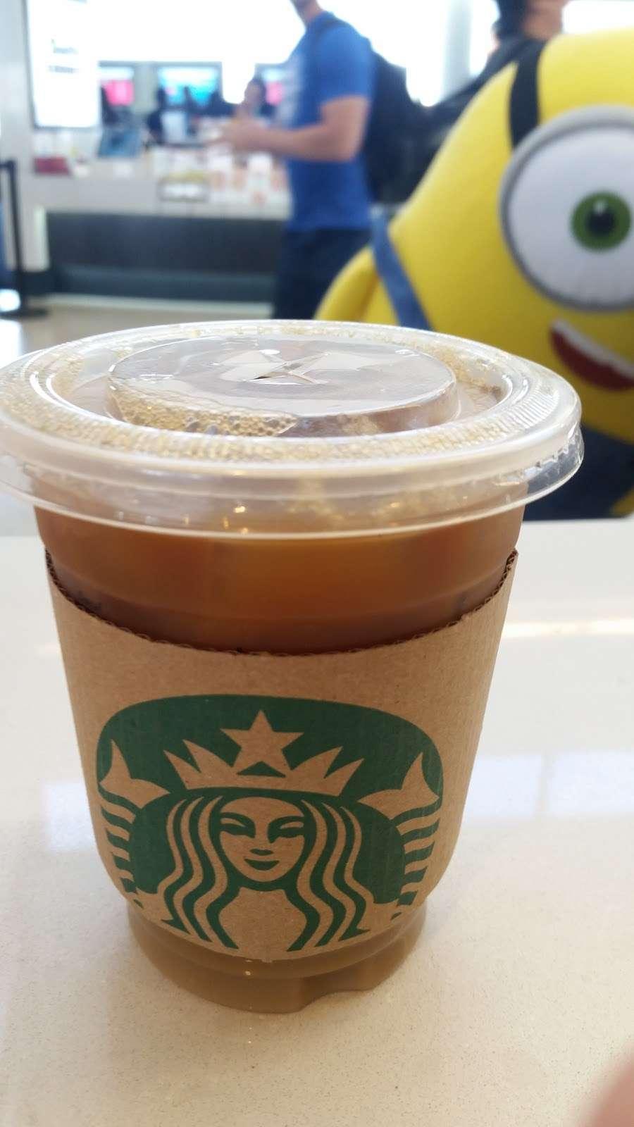 Starbucks - cafe  | Photo 10 of 10 | Address: 600 World Way, Los Angeles, CA 90045, USA