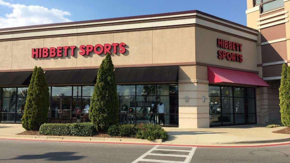 Hibbett Sports - shoe store  | Photo 1 of 2 | Address: 3662 W Camp Wisdom Rd Space 1038, Dallas, TX 75237, USA | Phone: (972) 296-8293
