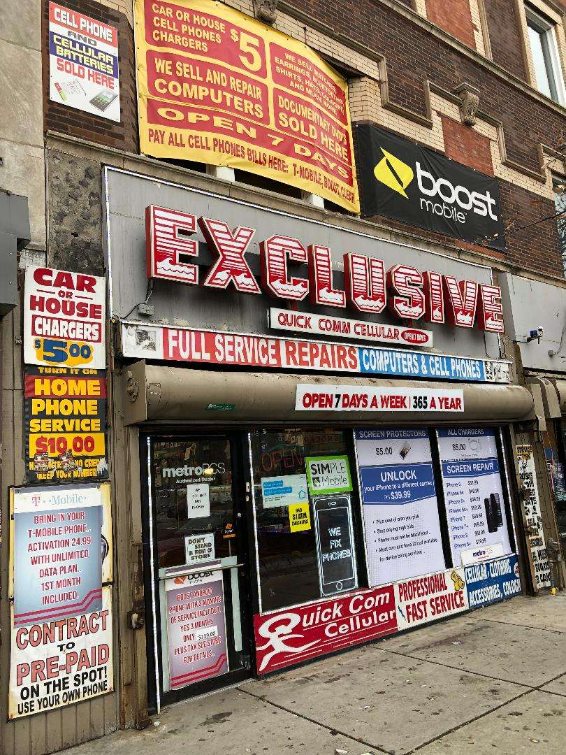 exclusive quickcom phones and repairs - store  | Photo 6 of 6 | Address: 4117 W Madison St, Chicago, IL 60624, USA | Phone: (773) 533-3200