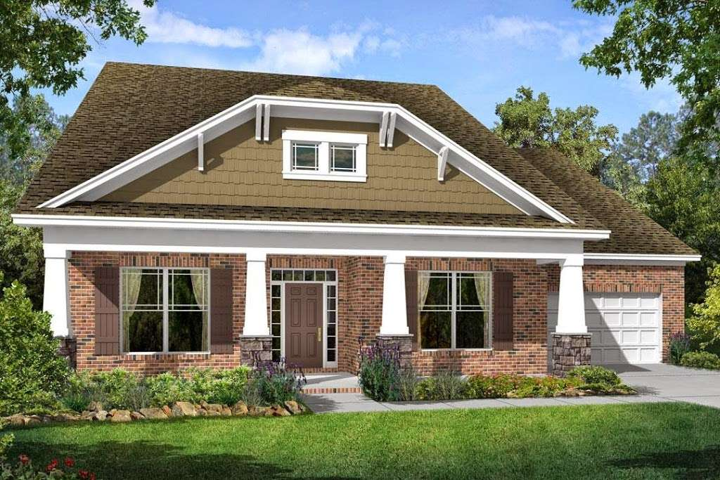M/I Homes Blume - real estate agency  | Photo 10 of 10 | Address: 2045 Sweet William Drive, Harrisburg, NC 28075, USA | Phone: (704) 228-3892