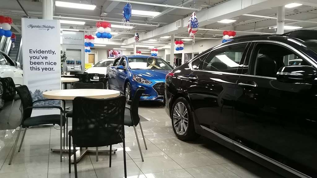 South Shore Hyundai - car dealer  | Photo 4 of 9 | Address: 360 West Sunrise Hwy, Valley Stream, NY 11581, USA | Phone: (516) 561-8770