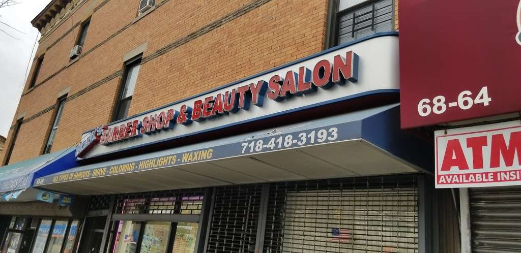 Marks Barber Shop & Beauty Salon - hair care  | Photo 2 of 6 | Address: 68-68 Fresh Pond Rd, Ridgewood, NY 11385, USA