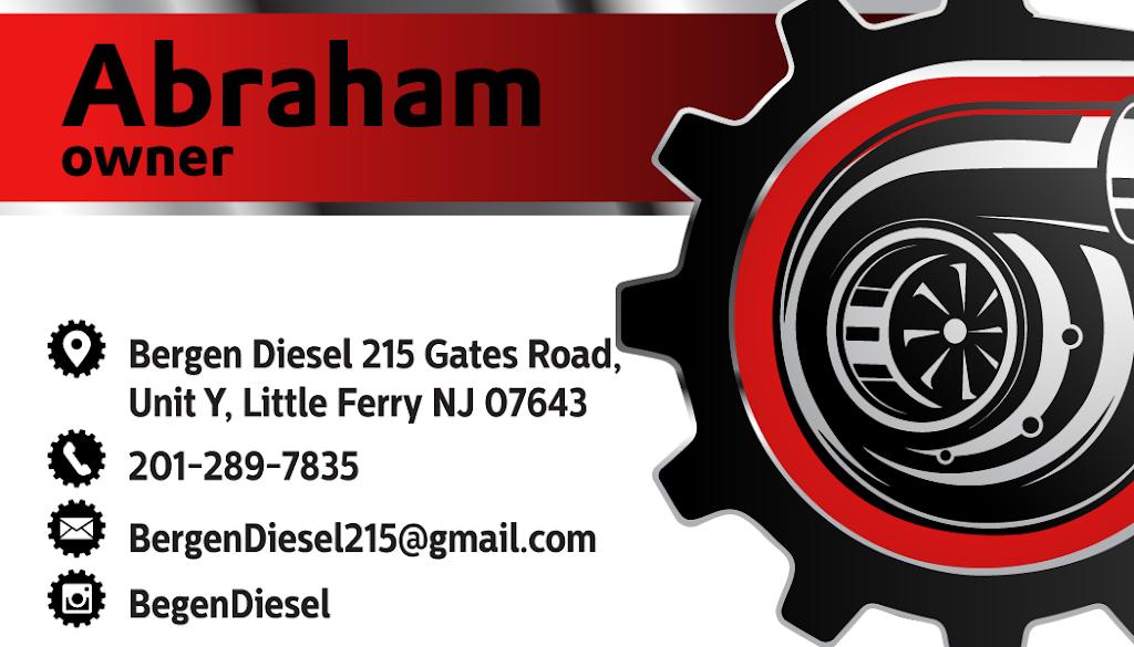 Bergen Diesel LLC - car repair  | Photo 7 of 8 | Address: 215 Gates Rd y, Little Ferry, NJ 07643, USA | Phone: (201) 289-7835