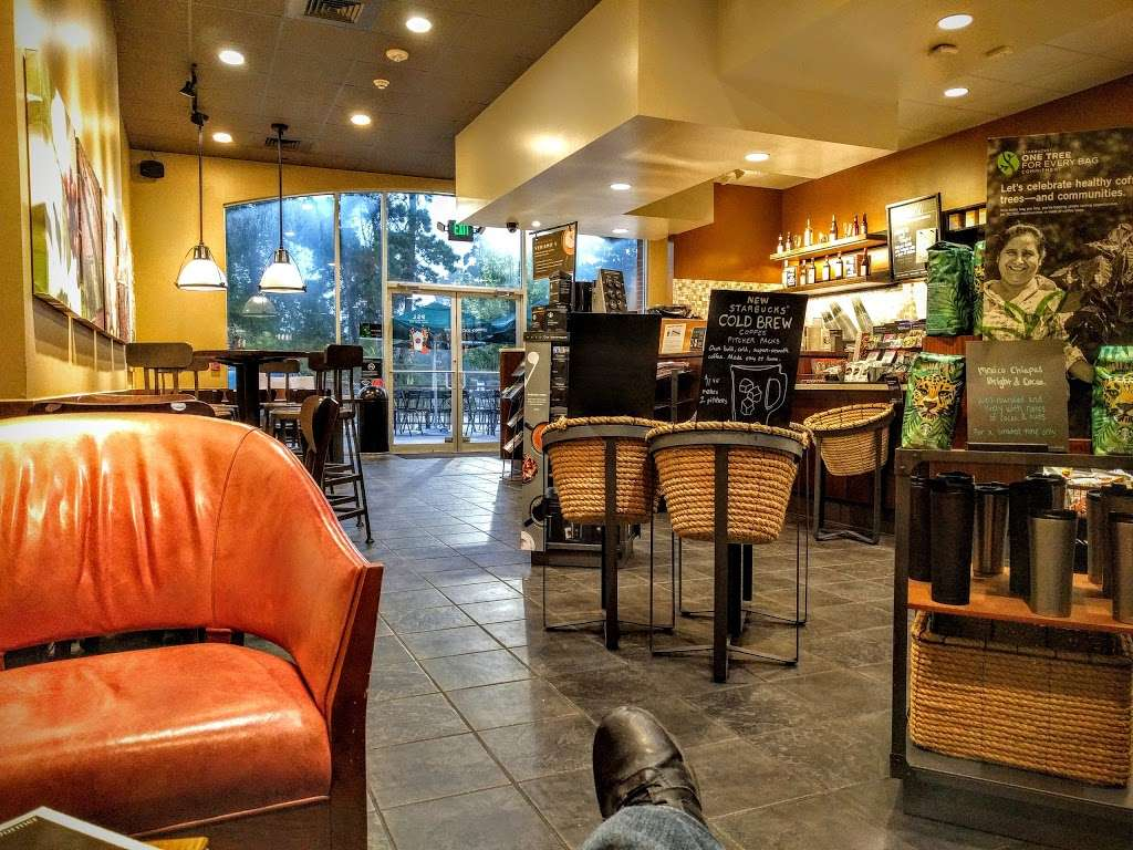 Starbucks - cafe  | Photo 2 of 10 | Address: 9955 Woodlands Pkwy, The Woodlands, TX 77382, USA | Phone: (281) 419-0329