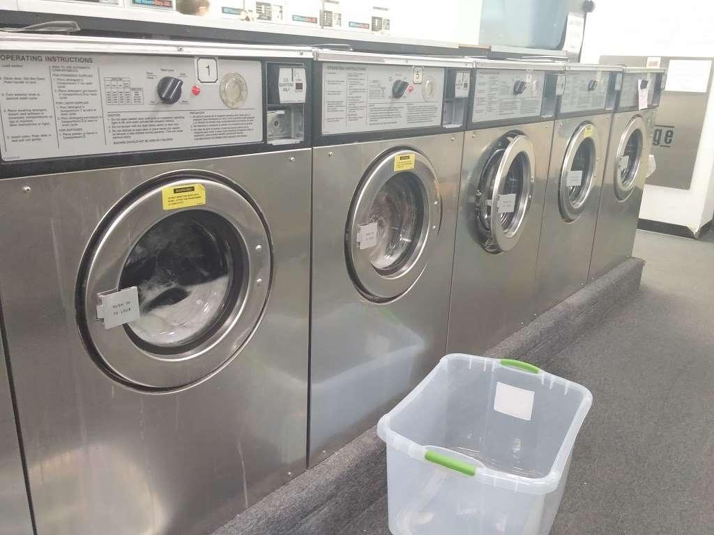 Sonoma Square Laundromat - laundry  | Photo 1 of 1 | Address: 1460 E Cotati Ave, Rohnert Park, CA 94928, USA | Phone: (707) 495-4110
