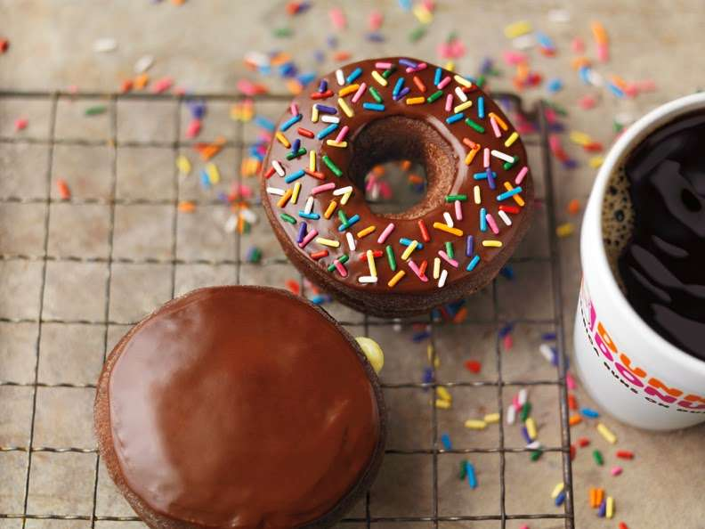 Dunkin Donuts - cafe  | Photo 5 of 10 | Address: 850 Newark-Jersey City Turnpike, Kearny, NJ 07099, USA | Phone: (201) 991-6074
