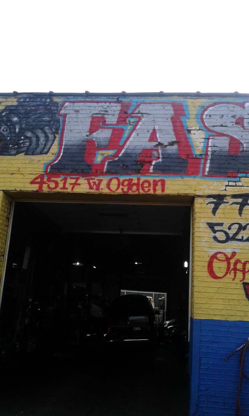 Fas Auto Repair - car repair  | Photo 7 of 7 | Address: 4517 Ogden Ave, Chicago, IL 60623, USA | Phone: (773) 522-2444