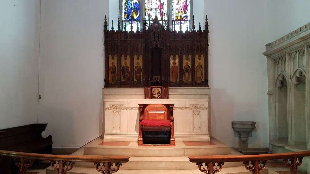 St. Cornelius Chapel - church  | Photo 1 of 10 | Address: 12 Evans Rd, New York, NY 10004, USA