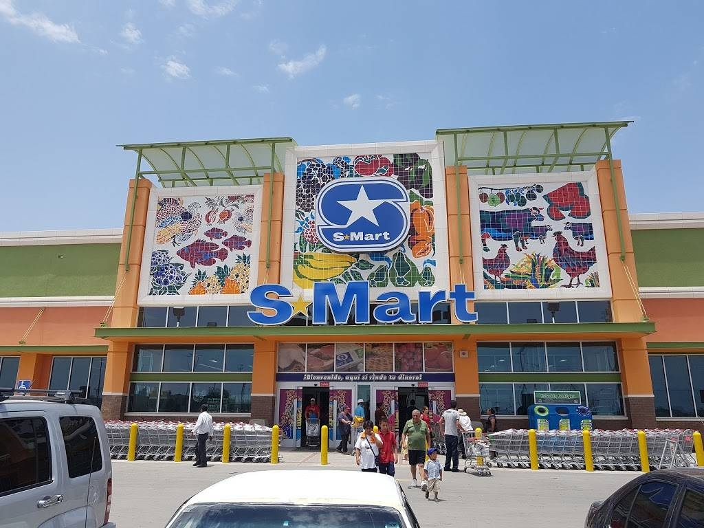 S-Mart - supermarket    Photo 5 of 10   Address: Av Santiago Troncoso # 1701, Parajes de Oriente, 32575 Cd Juárez, Chih., Mexico   Phone: 656 701 6260