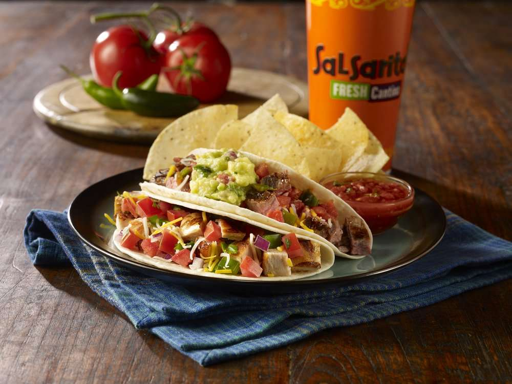 Salsaritas Fresh Mexican Grill - restaurant  | Photo 9 of 10 | Address: 120 Summit Park Dr #600, Salisbury, NC 28146, USA | Phone: (704) 870-3037